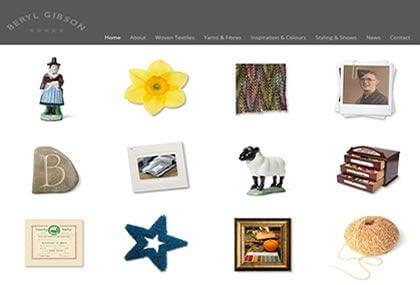 Beryl Gibson Textile Consultant
