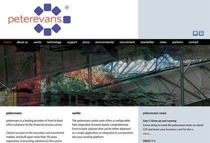 Peter Evans Drupal Website Development